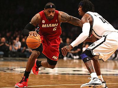 Эксклюзивный репортаж с матча НБА в Бруклине