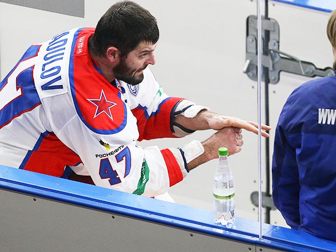 Александр Радулов и Арина Устинова
