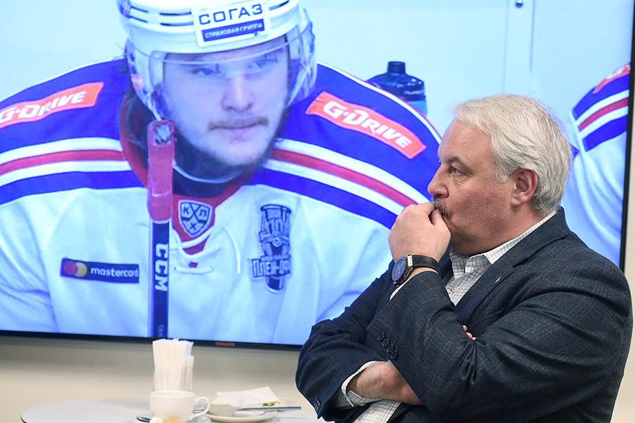 Фастовский: сокращение КХЛ работает, но многие игроки ещё витают в облаках