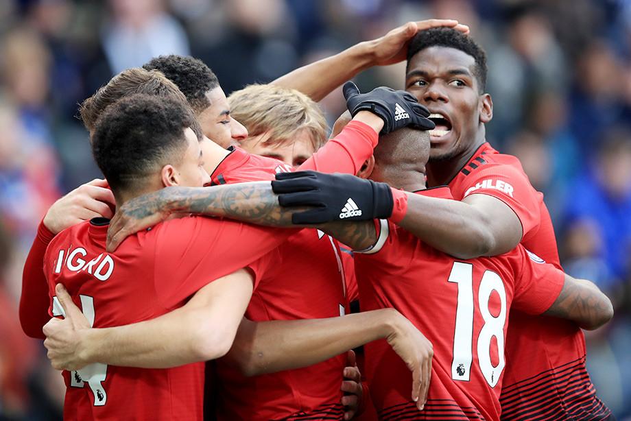 «Манчестер Юнайтед» в Лиге чемпионов сыграет с ПСЖ