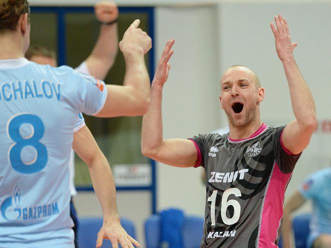 Стартует 24-й мужской чемпионат России