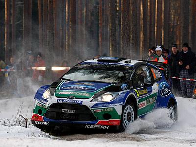 Яри-Матти Латвала выиграл Ралли Швеции, а Евгений Новиков стал пятым