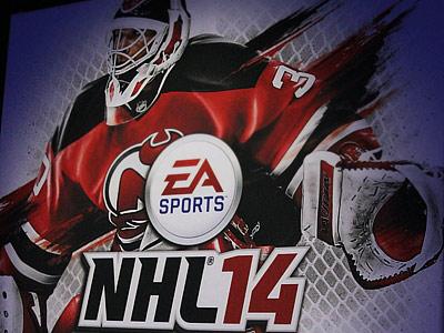 EA Sports представила NHL 14 с новинками игры