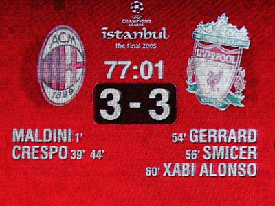 Самые яркие мгновения финалов Лиги чемпионов