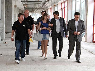 Шведская делегация посетила Уфу