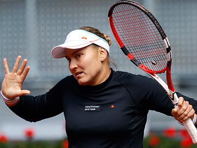 Петрова вновь остановилась в шаге от полуфинала
