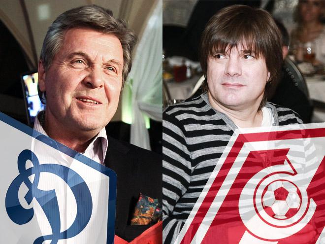 Лещенко и Трубач о дерби «Динамо» - «Спартак»