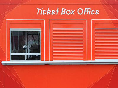 Билеты ОИ-2012 попали на чёрный рынок