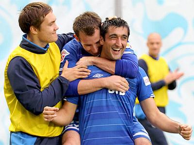 «Динамо» стало ближе к «Тереку»