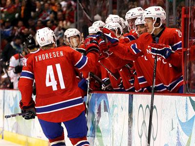 Пять фактов о сборной Норвегии