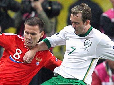 Макгиди: Россия не дала нам сыграть в свой футбол
