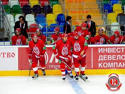 Итоги сезона КХЛ. «Витязь» (Чехов)