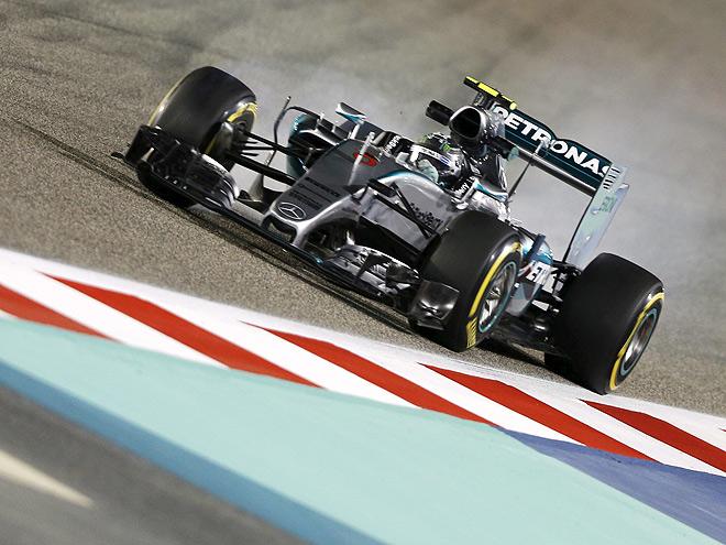 Анализ тренировок Гран-при Бахрейна Формулы-1