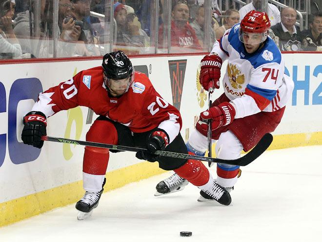 Гуськов, Николишин, Бадюков – о сборных России и Канады на Кубке мира