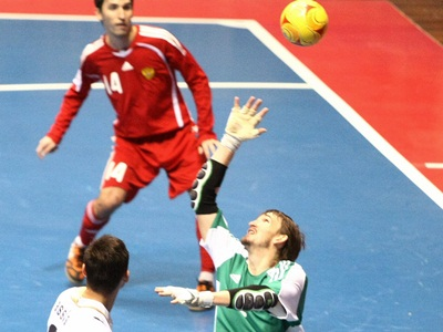 1 ноября стартует чемпионат мира по мини-футболу