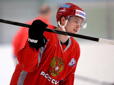 Евгений Кузнецов рад приехать в сборную