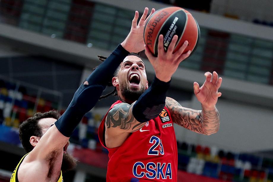 Игроки Единой лиги ВТБ в баскетболе 3х3