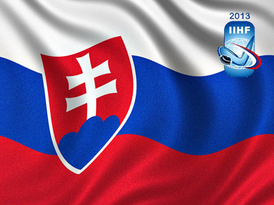 Словакия - первый соперник России на МЧМ