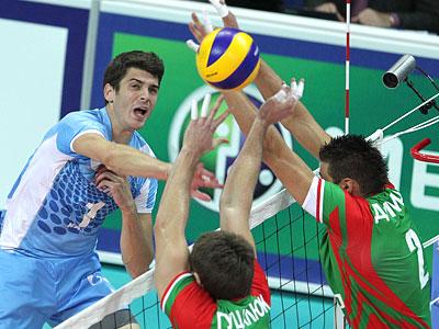 Стартовал 22-й чемпионат России по волейболу