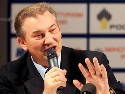 Владислав Третьяк поделился своими эмоциями после победы сборной Росси