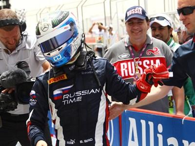 GP2. Мазепа — о победе Russian Time в Бахрейне