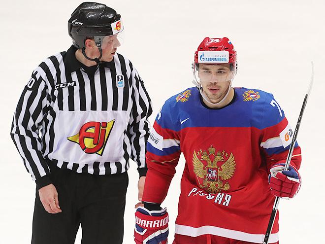 Бобровский, Панарин, Дадонов – о победе России над Латвией