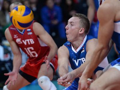 Полуфинал. Сербия — Россия — 1:3