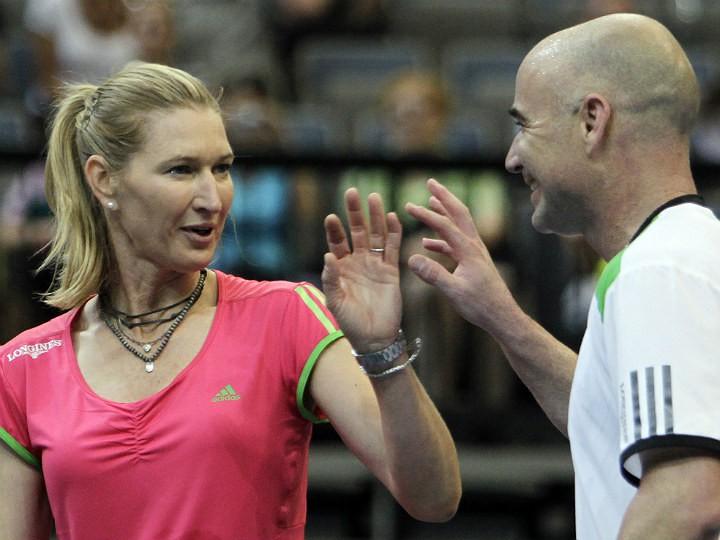 Штеффи Граф: теннис подарил мне семью