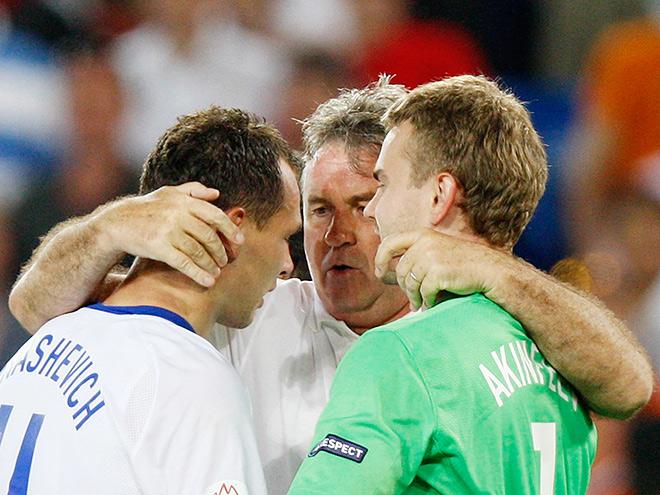 Команды-сенсации в истории Евро: Дания, Россия, Исландия