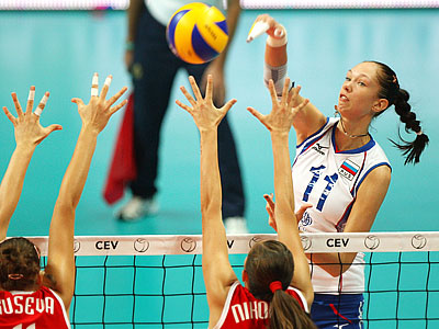 Итоги-2011. Волейбол