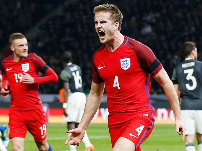 Германия – Англия – 2:3. 26 марта 2016. Обзор матча