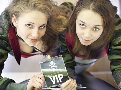 Репортаж с турнира по киберспорту «Point Blank Cyber Series 2011»