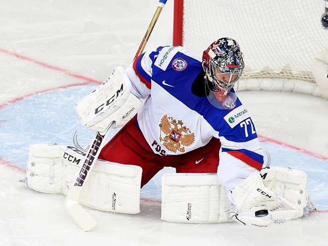 Сергей Бобровский