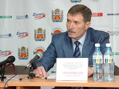 Соколовский: в этой ситуации отказать не мог