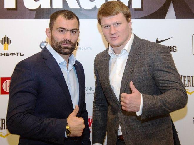 Интервью с Рахимом Чахкиевым