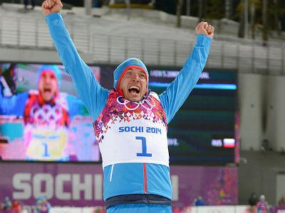 Евгений Гараничев выиграл бронзу