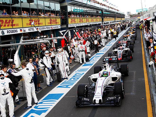 Гран-при Австралии Формулы-1 глазами журналистов