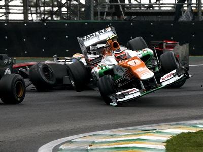 Герои и неудачники Гран-при Бразилии Формулы-1