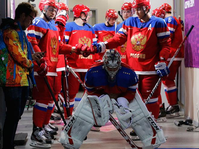 Сравнение составов сборной России на Олимпиаде-2014 и Кубке мира - 2016
