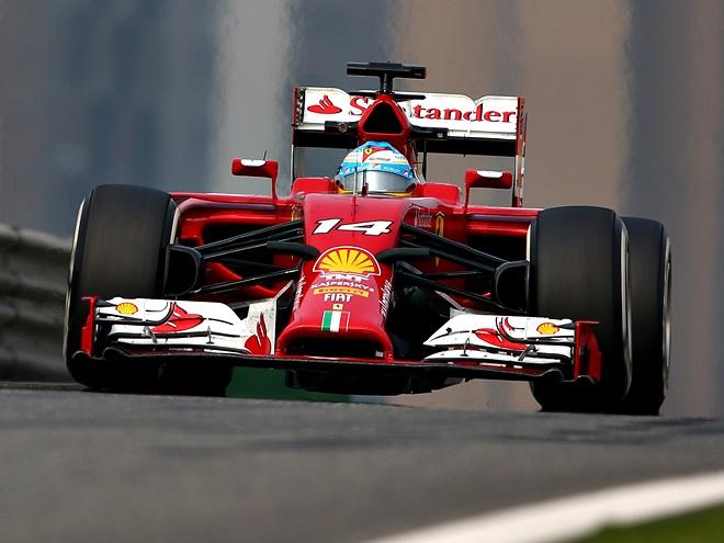 «Мерседес» вновь быстрее всех в Формуле-1