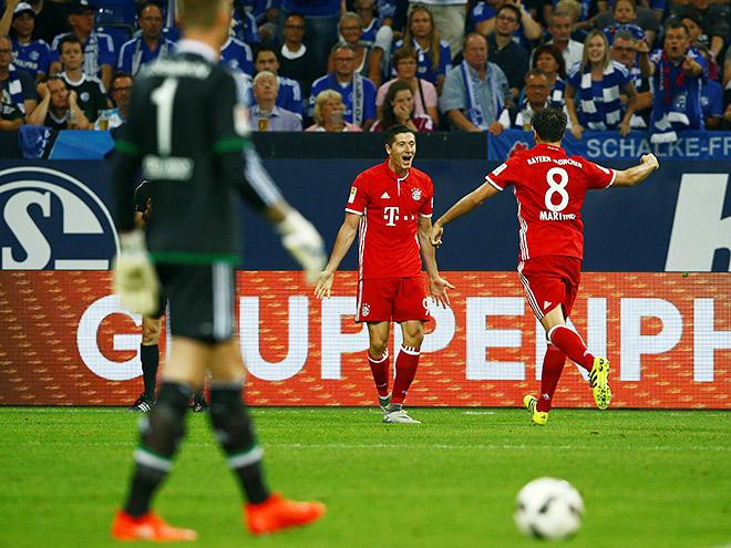 Как сыграли «Бавария» и «Ростов» в преддверии Лиги чемпионов