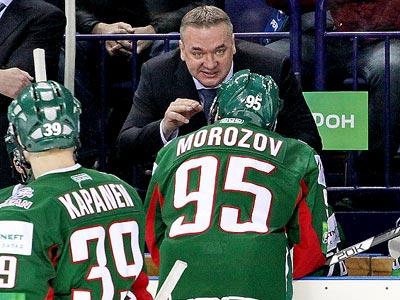 Итоги игрового дня КХЛ (28.01.2013)