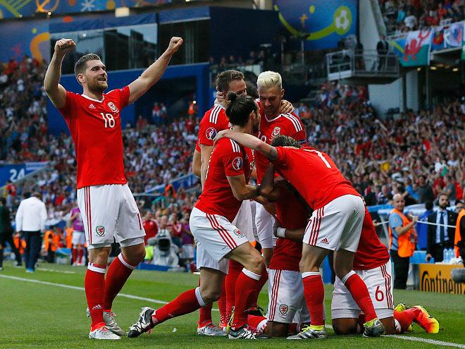 Евро-2016. Чемпионат Европы по футболу. Россия - Уэльс, онлайн, 20 июня