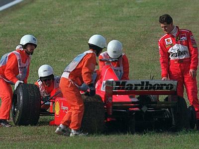 Экскурс в историю сырых яиц: роль шин в прошлых сезонах Формулы-1