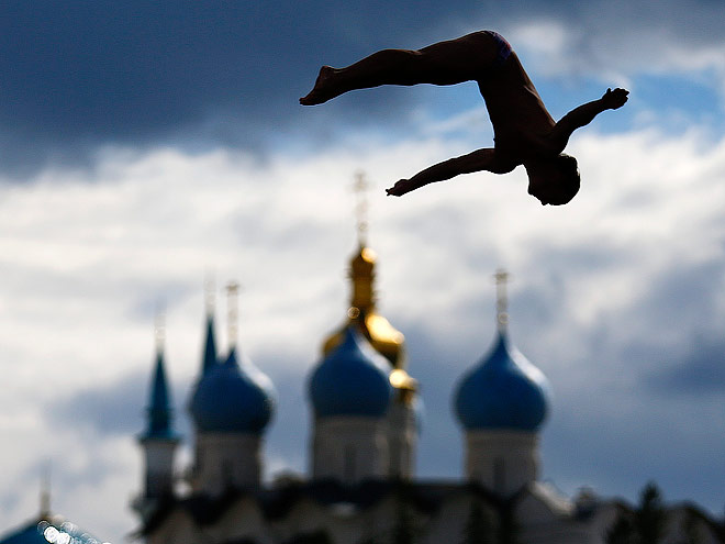 10 мгновений чемпионата мира в Казани