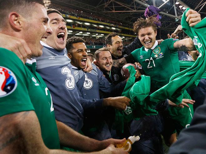 Ирландия победила Боснию и вышла на Евро-2016