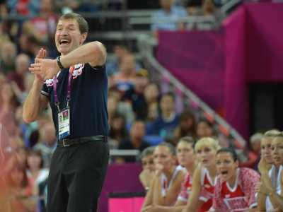 Лондон-2012. Баскетбол. Борис Соколовский