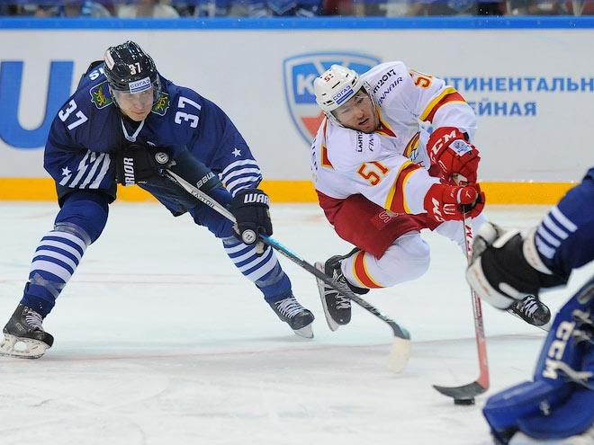 Лучшие иностранцы на старте сезона КХЛ