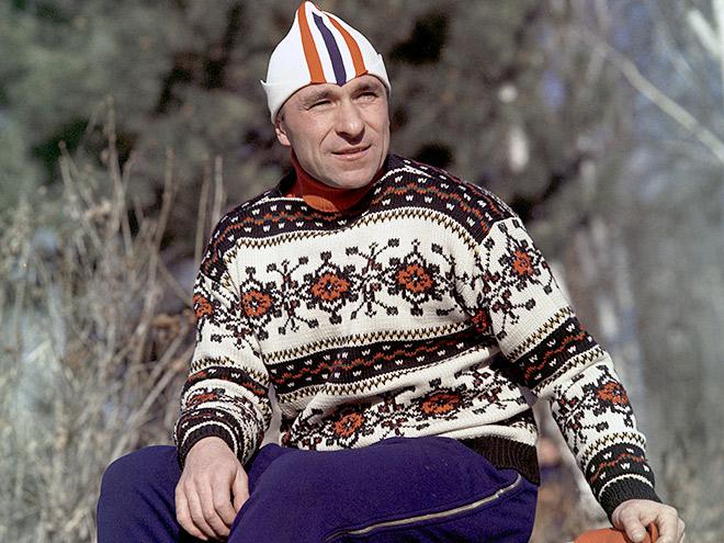 Евгений Гришин выиграл пять медалей в пяти Олимпийских играх
