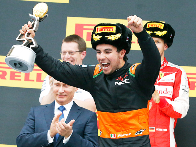 История Чеко: как Серхио Перес добивался признания в Формуле-1
